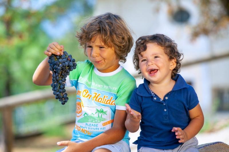 Italien, Piemont, Agriturismo Bevione