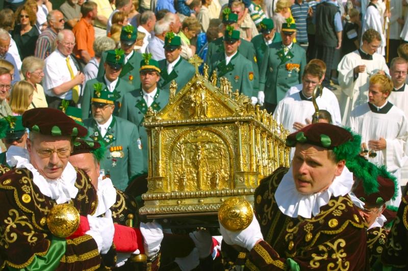 Paderborner Land,  Liborifest.
