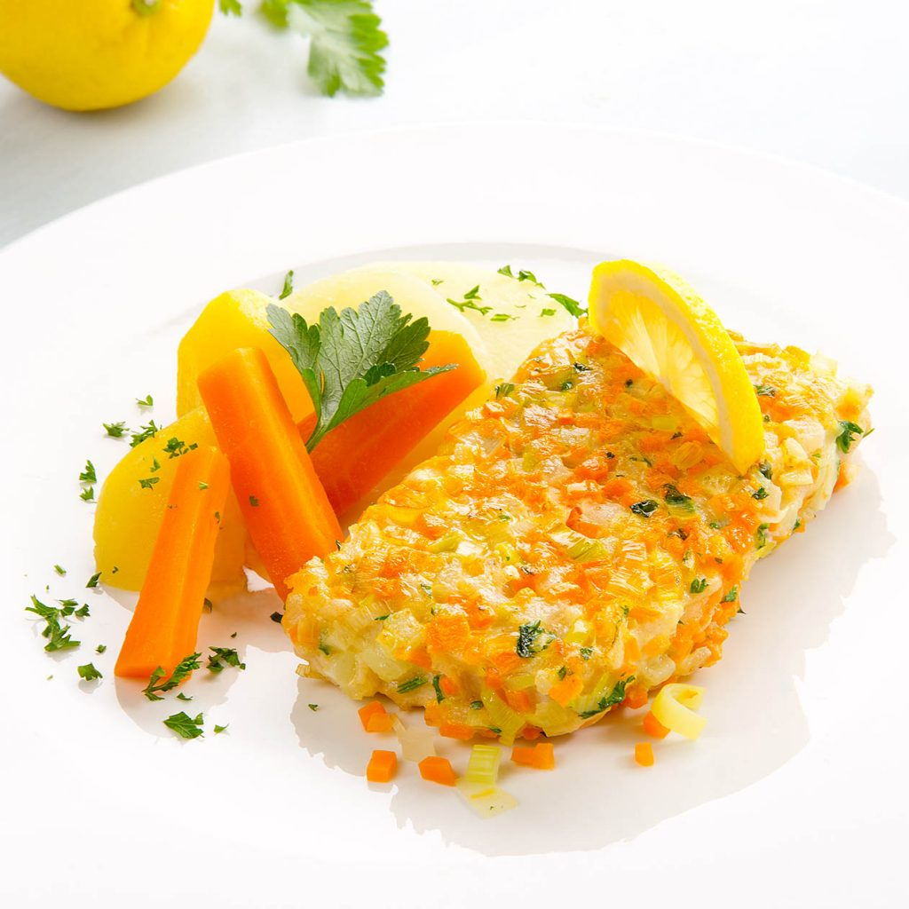 Food, Foodfoto, Fischgericht,Fisch in bunter Panade