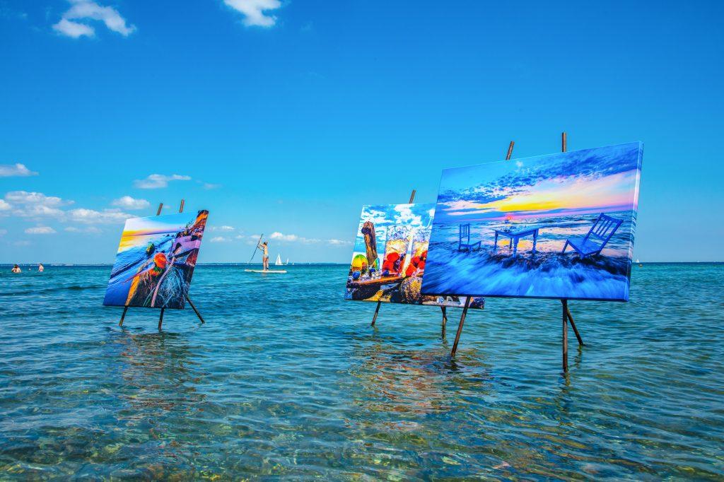 Strandgut Ausstellung