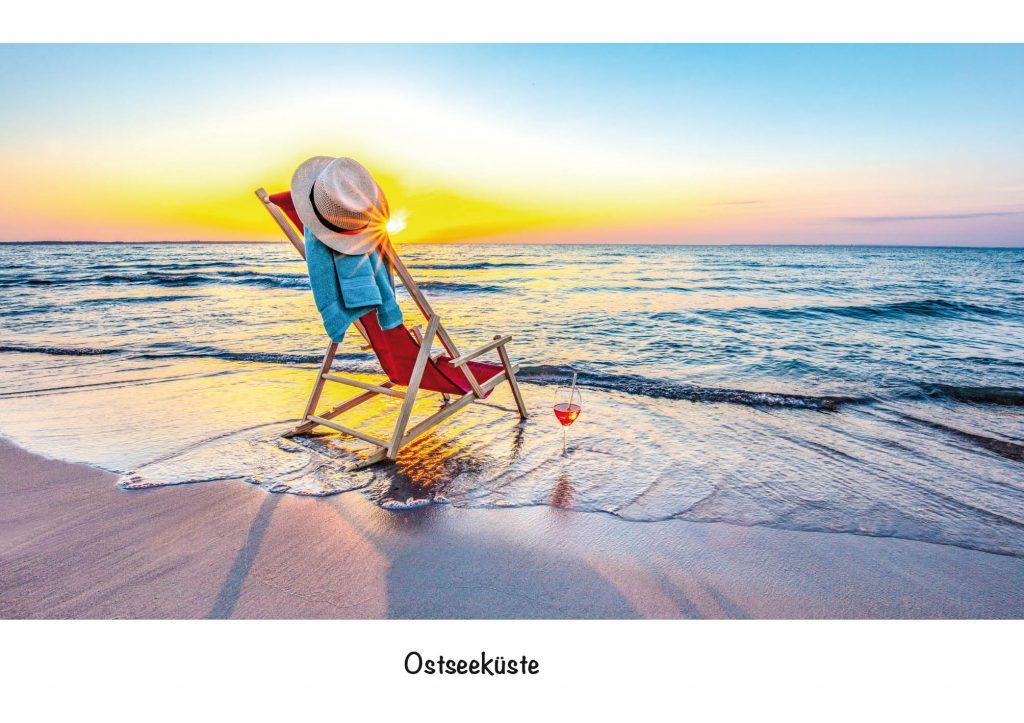 Ansichtskarten Ostseeküste