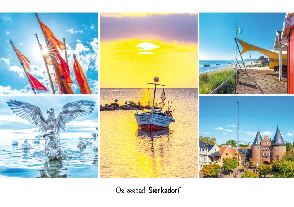 Ansichtskarte Sierksdorf in der Lübecker Bucht